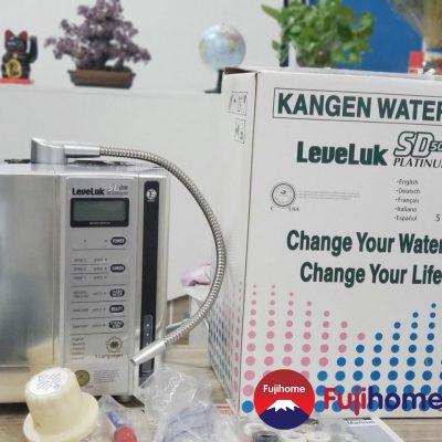 Máy lọc nước ion kiềm Kangen – Enagic Leveluk SD501 Platinum